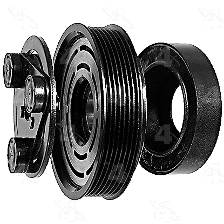 A//C Compressor Clutch Global 4321244