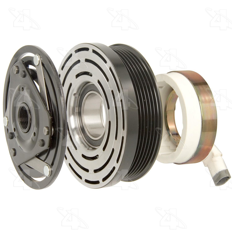 For Chevrolet Blazer C1500-C3500 GMC K1500 A//C Clutch Cycle Pressure Switch FS