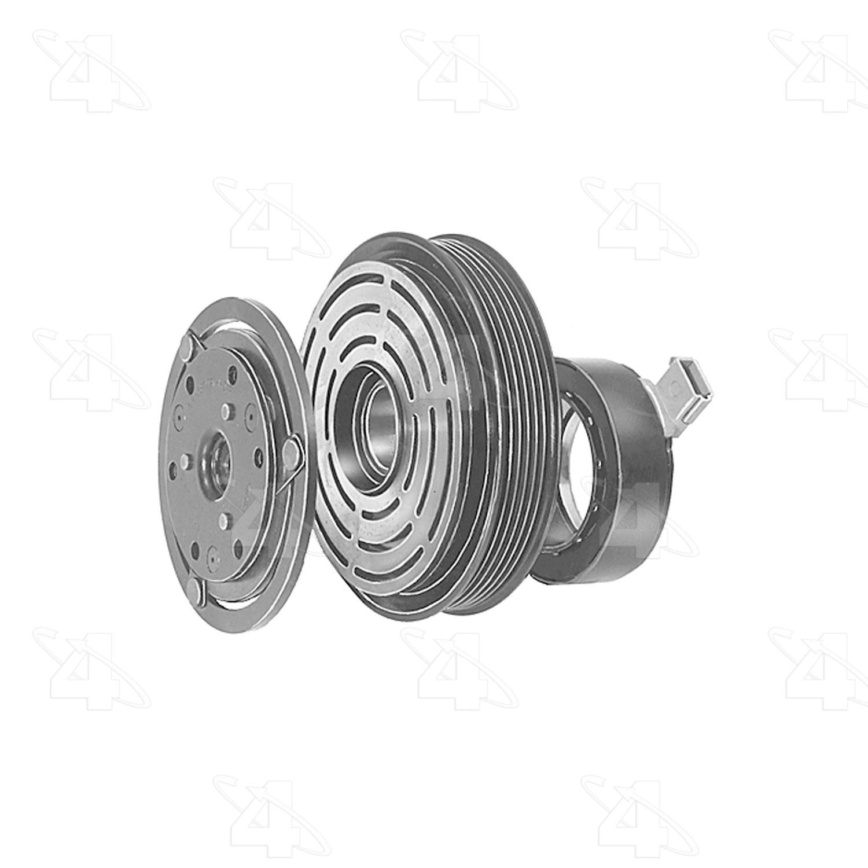AC Compressor Clutch for Ford  Mazda  Mercury w//Coil Reman 47876