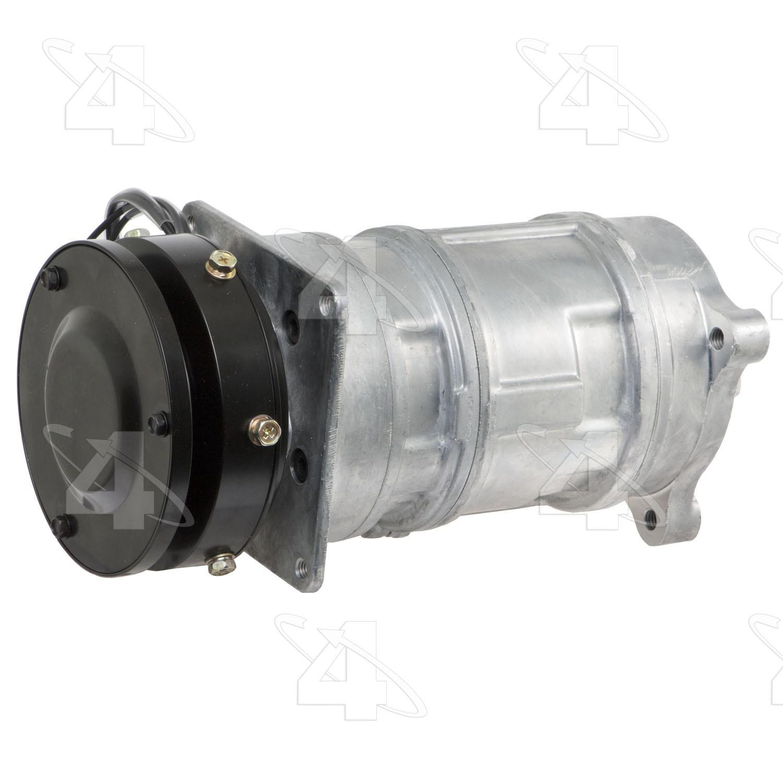A//C Compressor-New Global 7512683