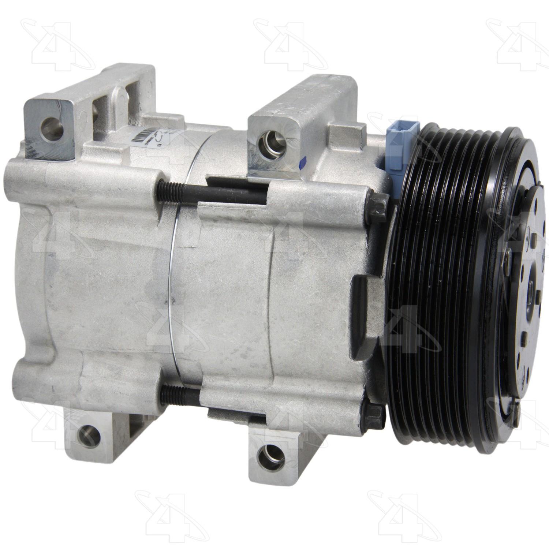 A//C Compressor-New Global 6511467