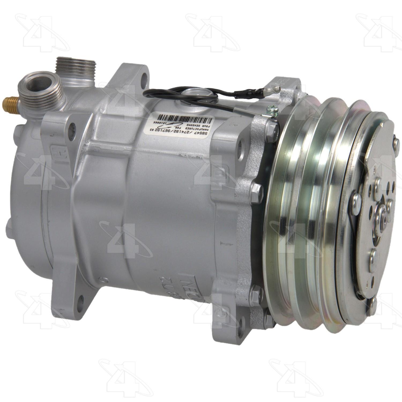 A//C Manifold Gasket-Compressor Gasket Kit 4 Seasons 24101