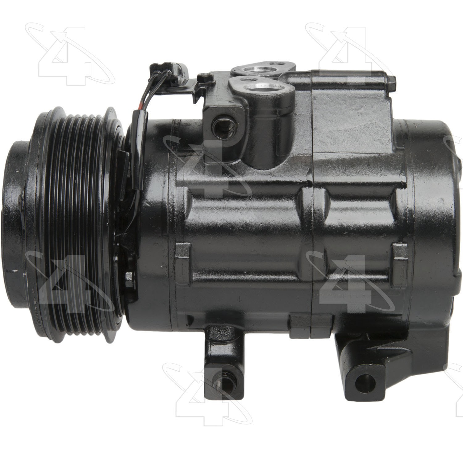 2007 Ford F 150 A C Compressor F150 Starter Location Fs 67192