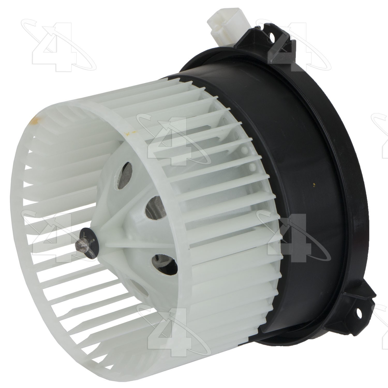 HVAC Blower Motor Front TYC 700299