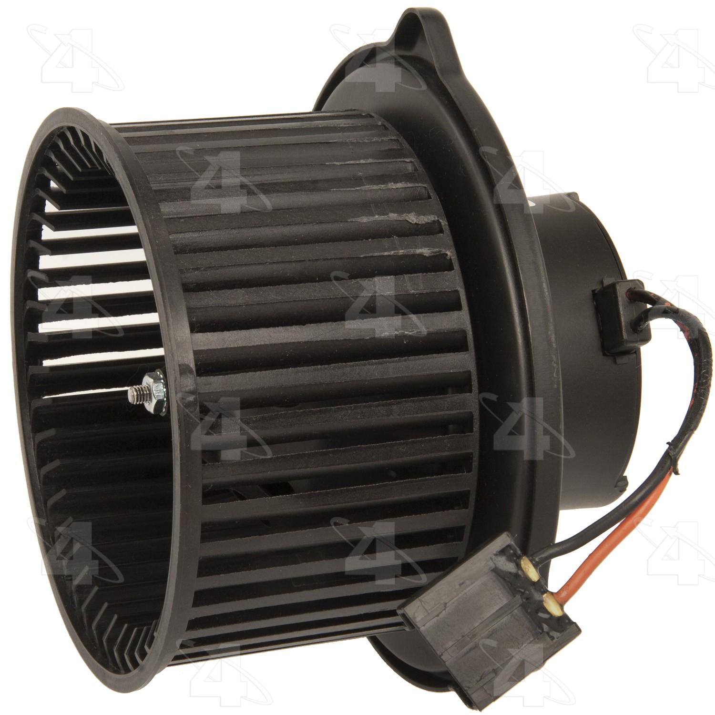 HVAC Blower Motor Front TYC 700002