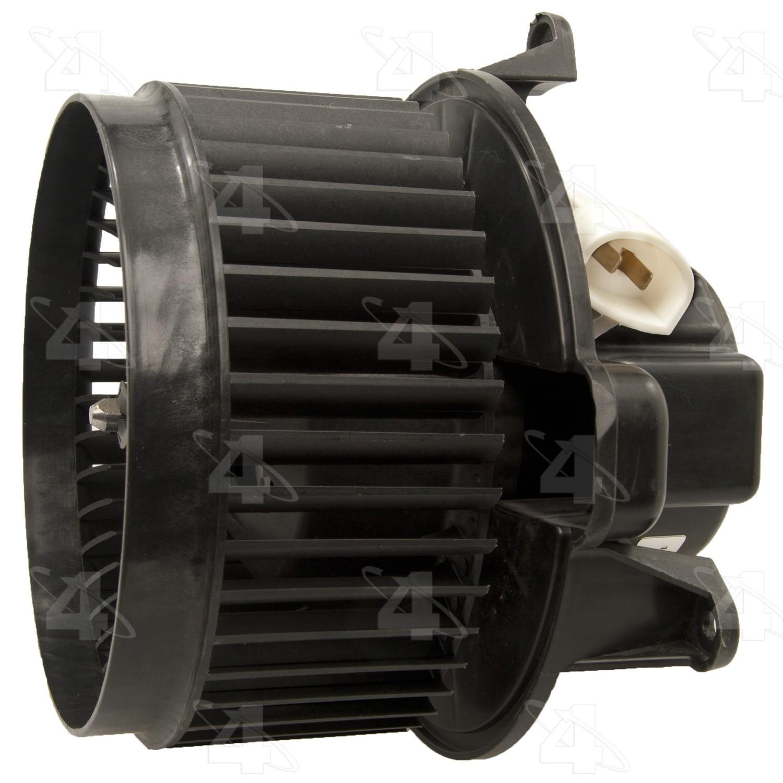 HVAC Blower Motor Front 4 Seasons 75818