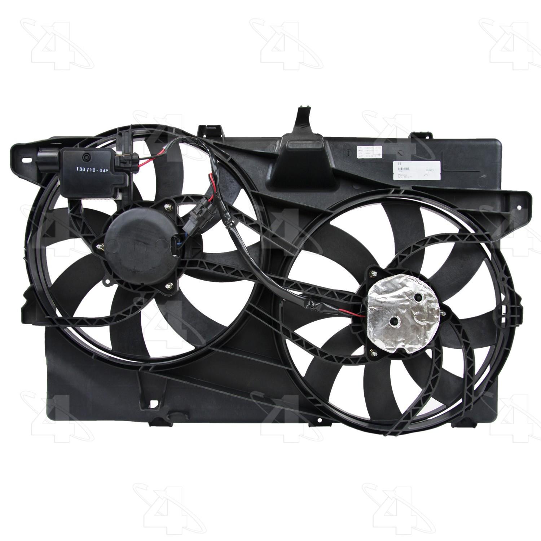 Taurus Cooling Fan Dropping Resistor On Taurus Electric Fan Wiring