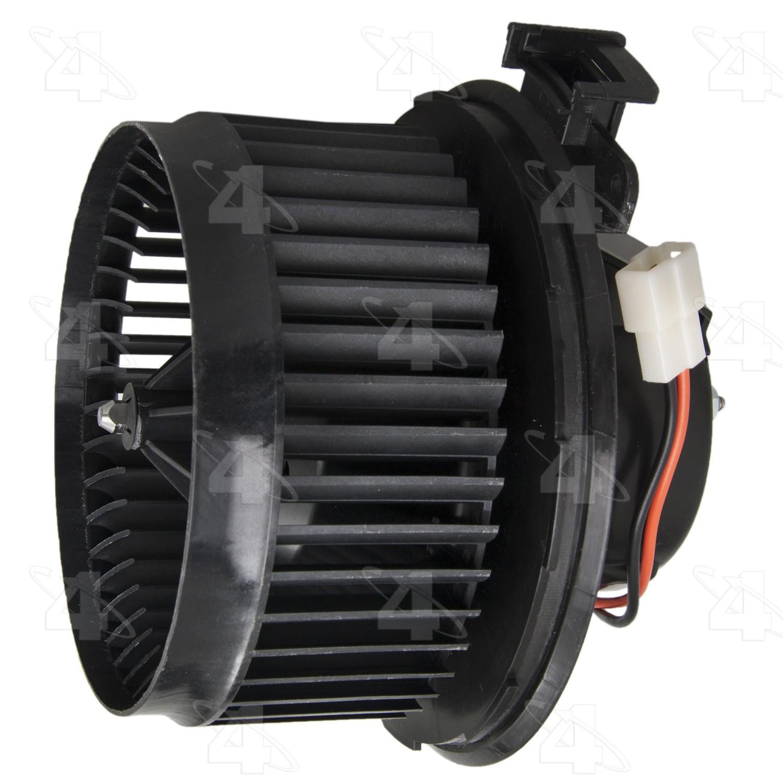 HVAC Blower Motor Front TYC 700263