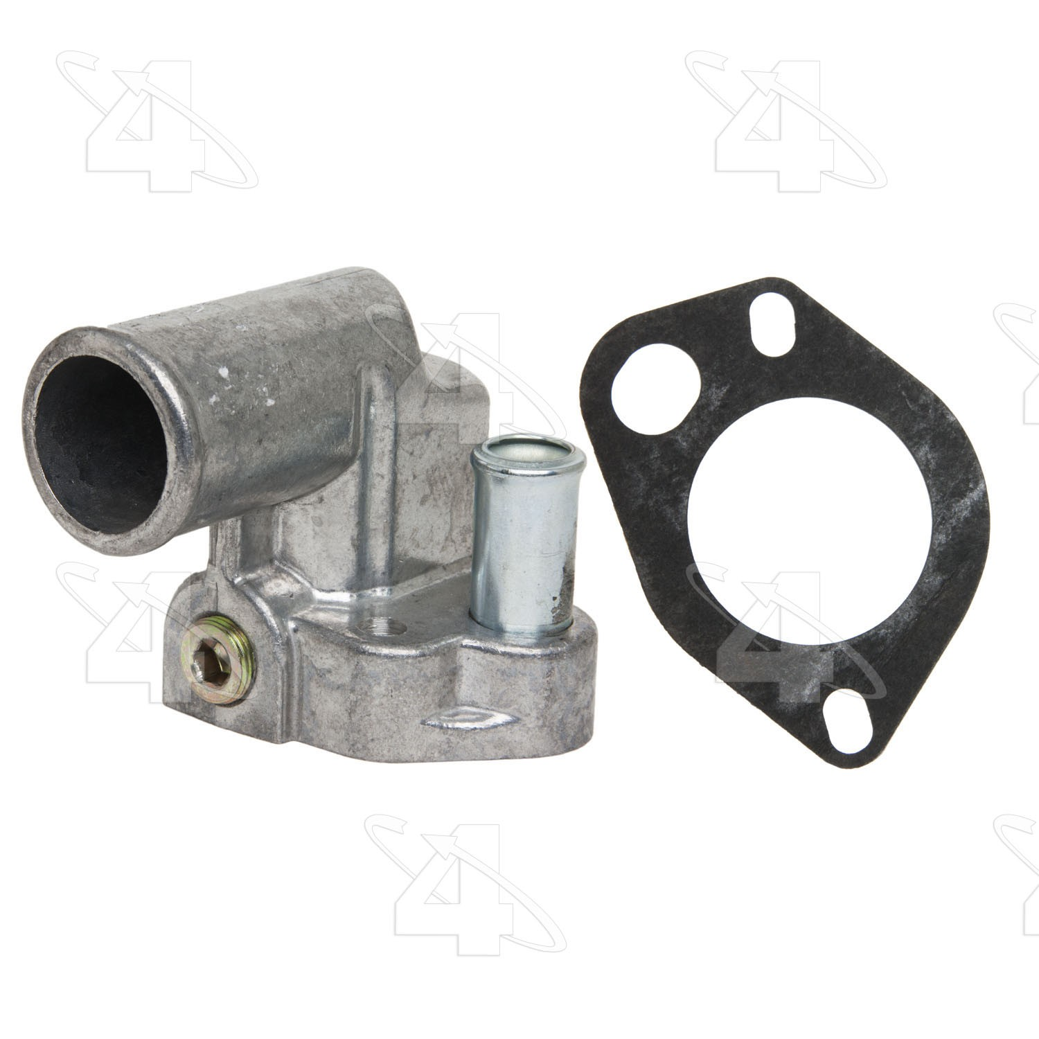 Engine Coolant Water Outlet 4 Seasons 84896