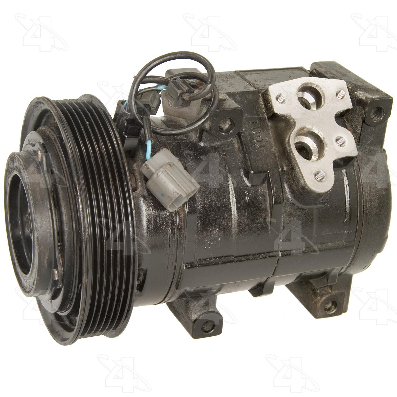 2008 Honda Pilot A C Compressor Wiring Connectors Fs 97307