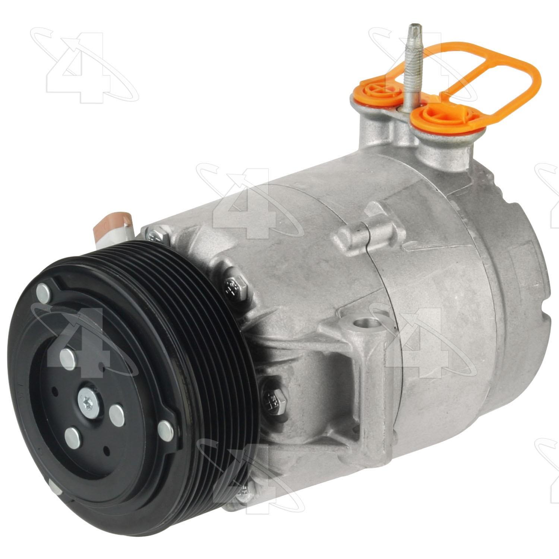 Valeo 700757 A//C Compressor