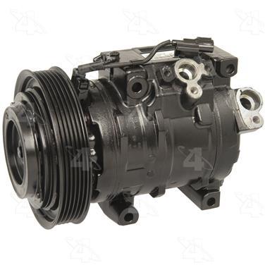 2009 Honda Accord A/C Compressor FS 157335