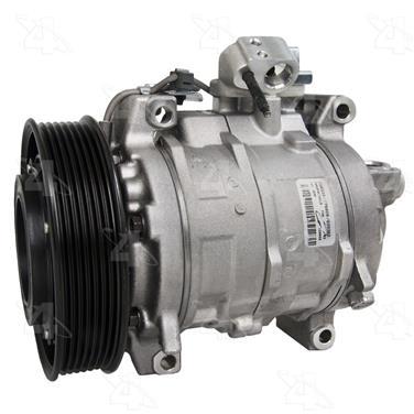 2009 Honda Accord A/C Compressor FS 158333