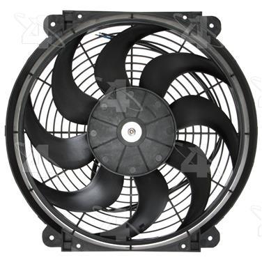 2002 Honda Civic Engine Cooling Fan FS 36897