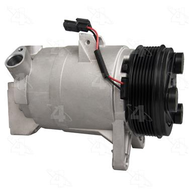 Replacement A/C Compressor For 2013 Nissan Pathfinder ...