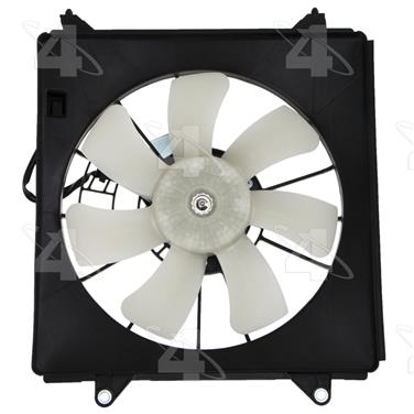 2014 honda accord a c condenser fan assembly. Black Bedroom Furniture Sets. Home Design Ideas