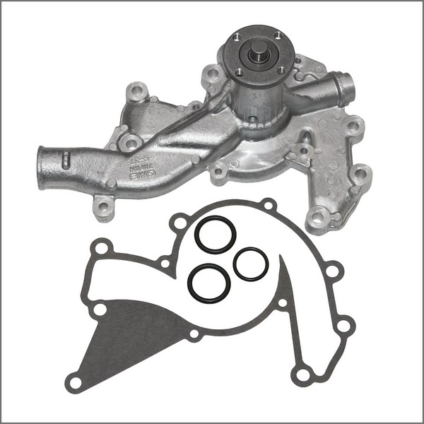 1984 Cadillac Deville Engine Water Pump