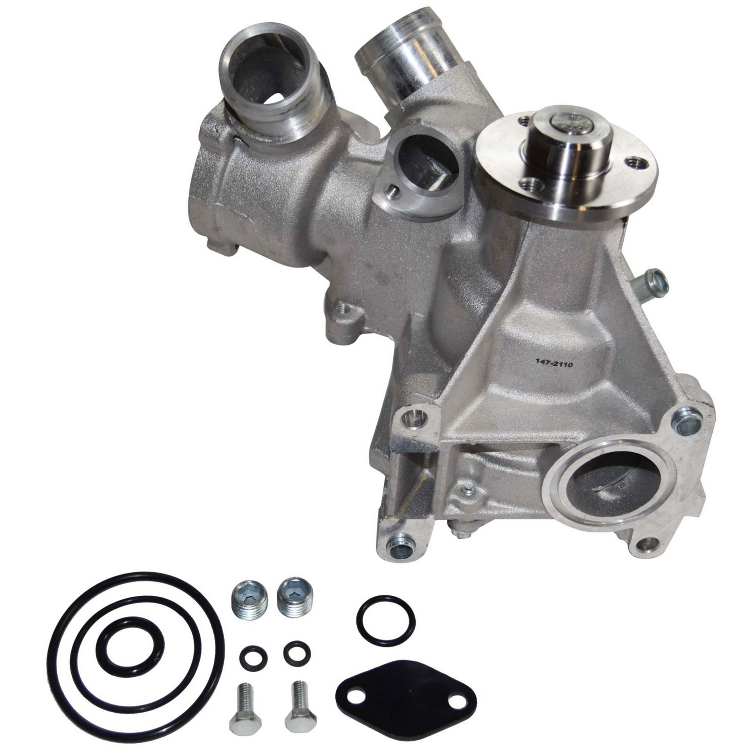 1994 Mercedes Benz E320 Engine Water Pump 1991 500sl Timing Belt G6 147 2110