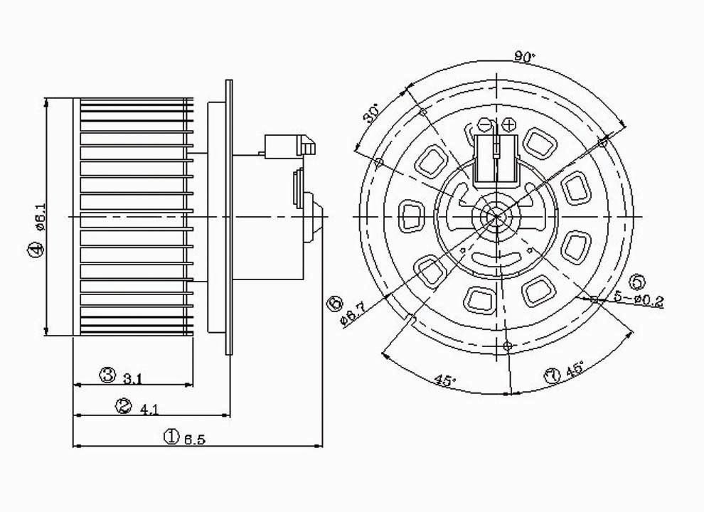 35016 hvac blower wiring diagram download wiring diagrams u2022 rh osomeweb com Furnace Blower Wiring Diagram Goodman Furnace Blower Motor Wiring