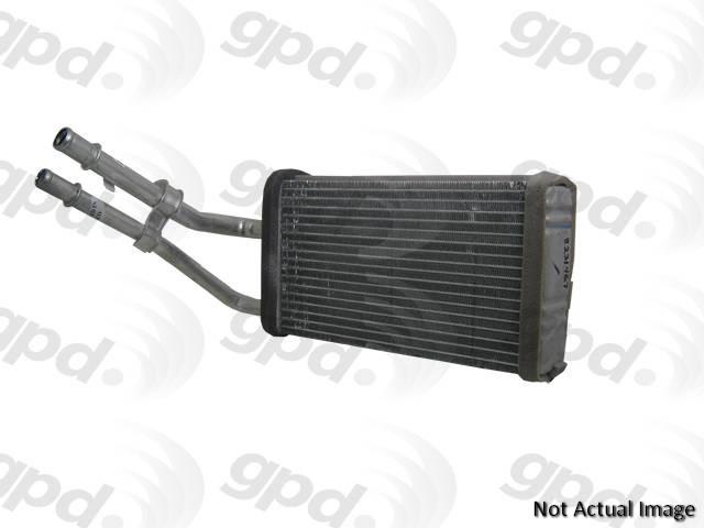 Ford Edge Hvac Heater Core Gp