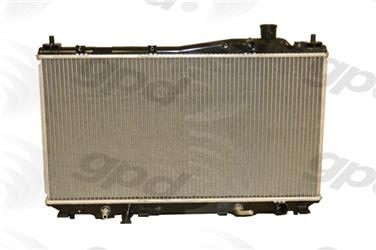 2002 Honda Civic Radiator GP 2354C