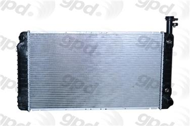 2004 Chevrolet Express 2500 Radiator GP 2793C