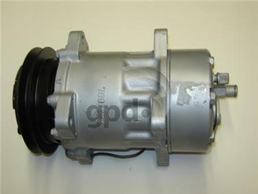 1990 Jaguar Vanden Plas A/C Compressor GP 5511773