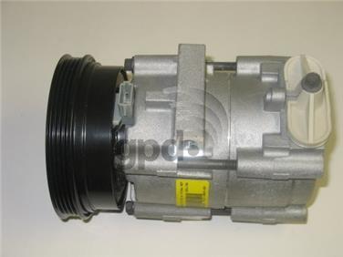 2000 Hyundai Sonata A/C Compressor GP 6511463