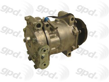 1998 Chevrolet S10 A/C Compressor | AutoPartsKart com