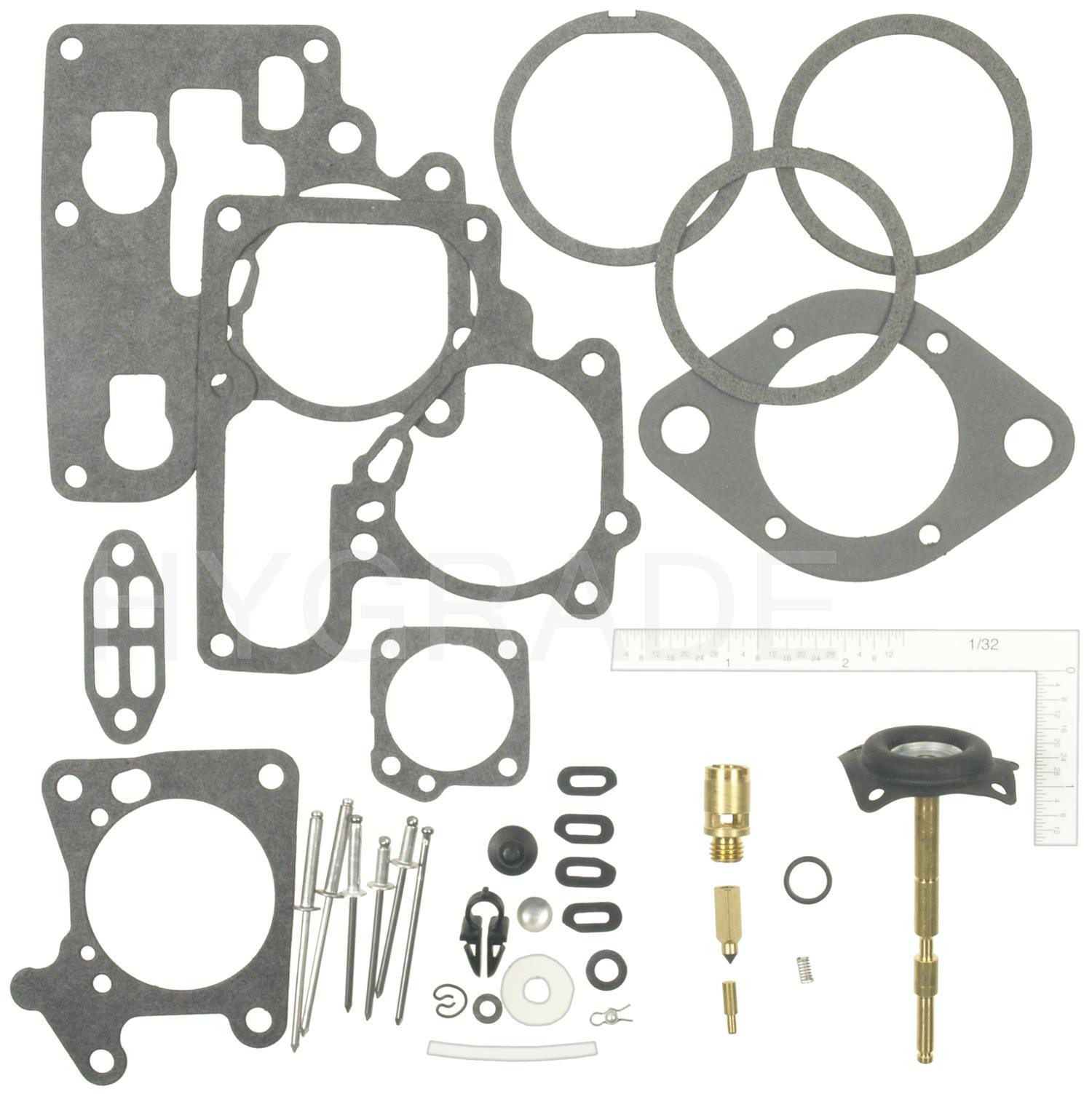 1983 Ford F 250 Carburetor Repair Kit Wiring Harness Kits Hb 1220c