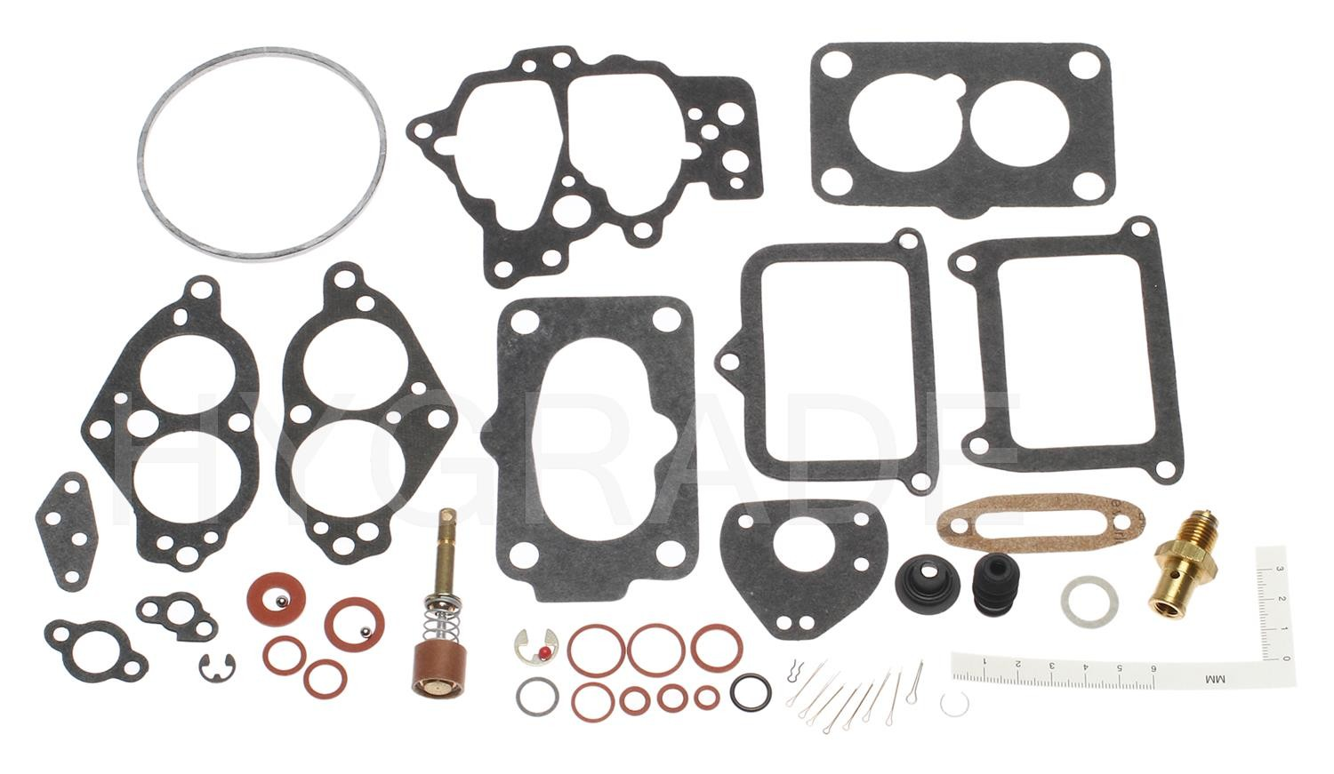 1973 Nissan 610 Carburetor Repair Kit Hygrade Carb 734