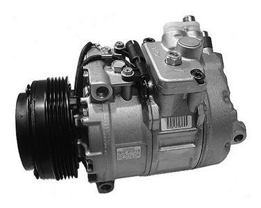 2003 BMW 325Ci A/C Compressor HL 351176501