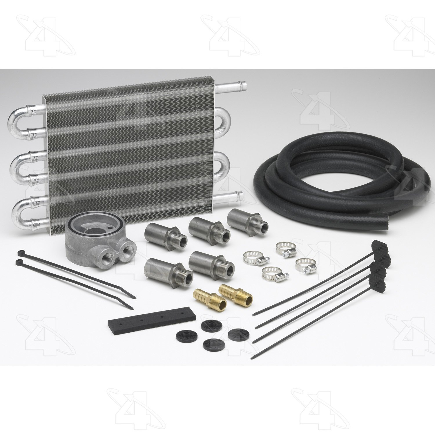 Ford F  Engine Oil Cooler Hy
