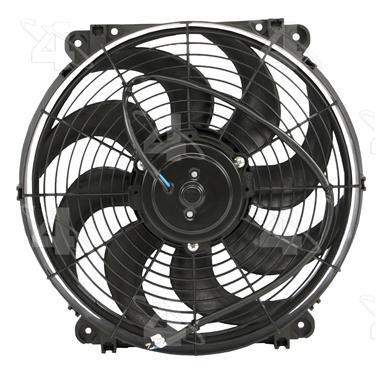 2014 Volkswagen Passat Engine Cooling Fan HY 3690