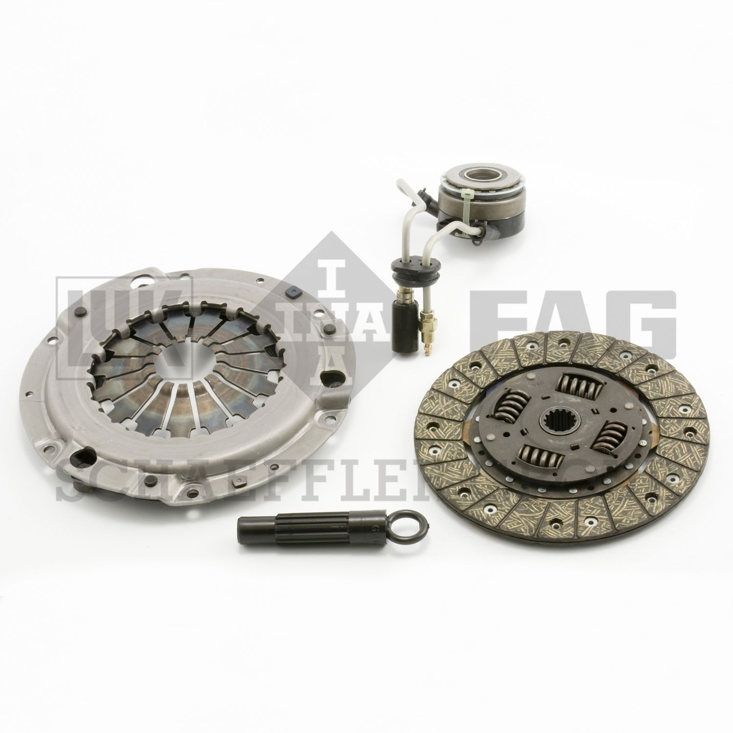 1998 Pontiac Grand Am Clutch Kit Lk 04 158