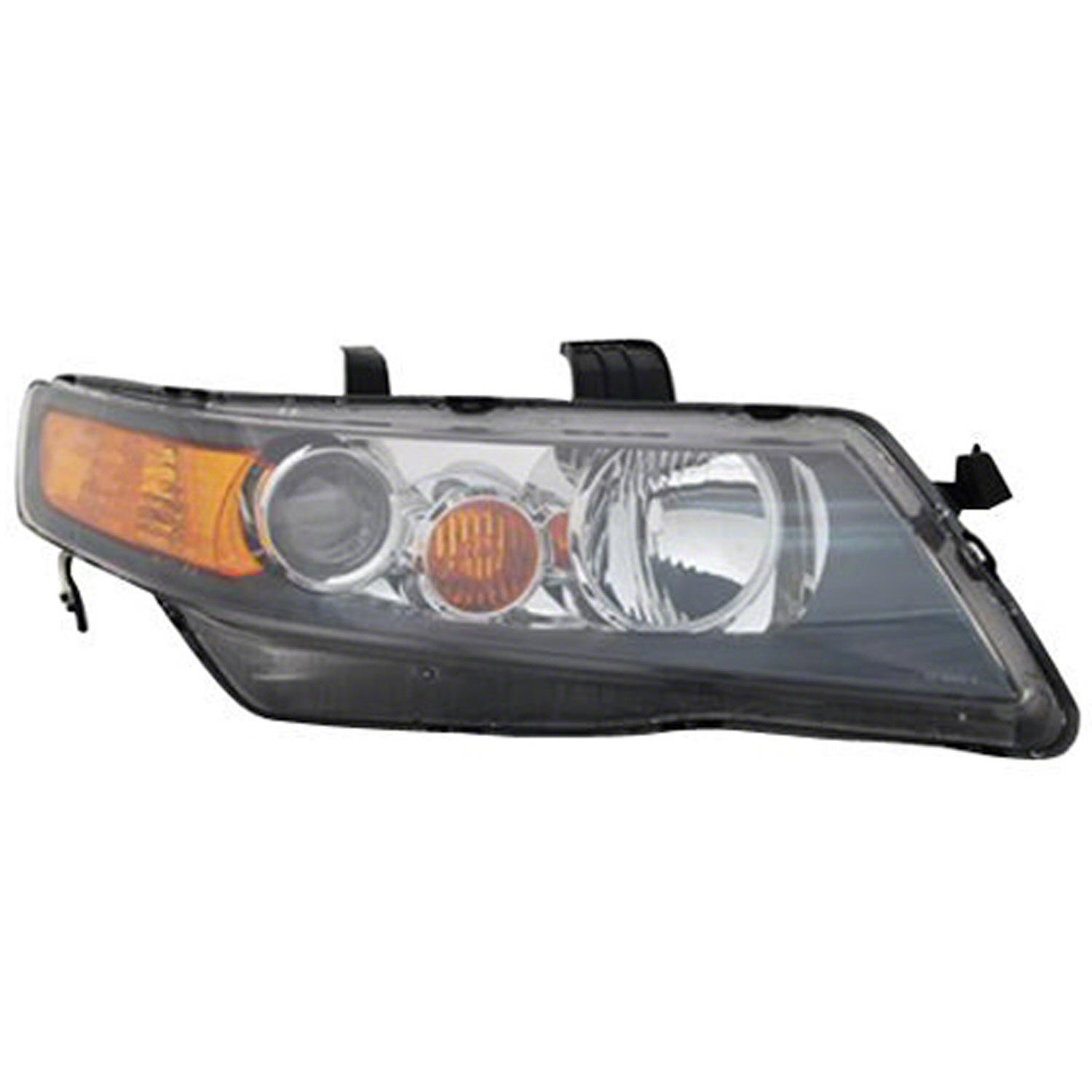 2008 Acura TSX Headlight Lens Housing