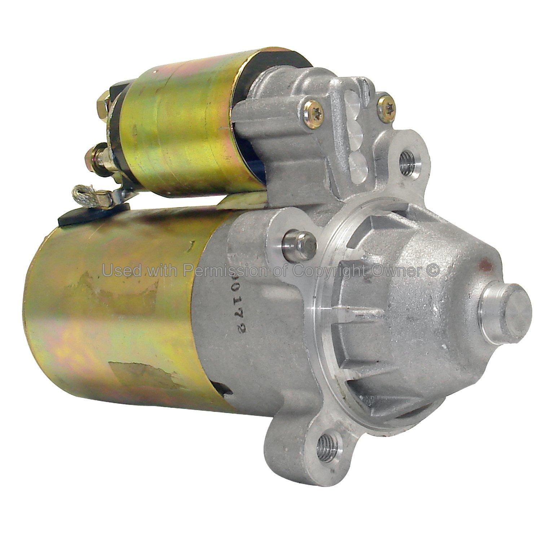 2000 Mercury Sable Starter Motor Ma 6642sn
