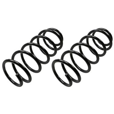 2014 Lincoln Mkx Coil Spring Set