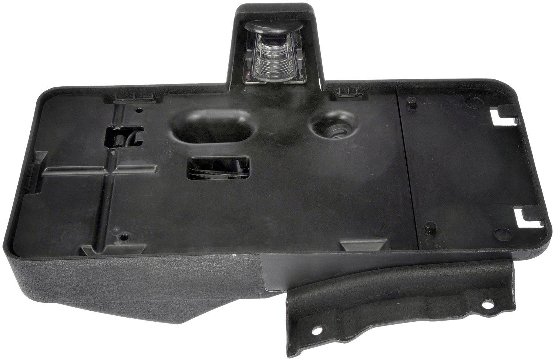 2012 Jeep Wrangler License Plate Bracket MM 68137