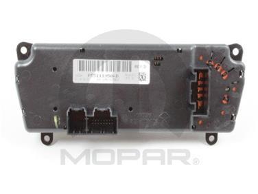 2010 Dodge Journey HVAC Control Switch MR 55111950AD