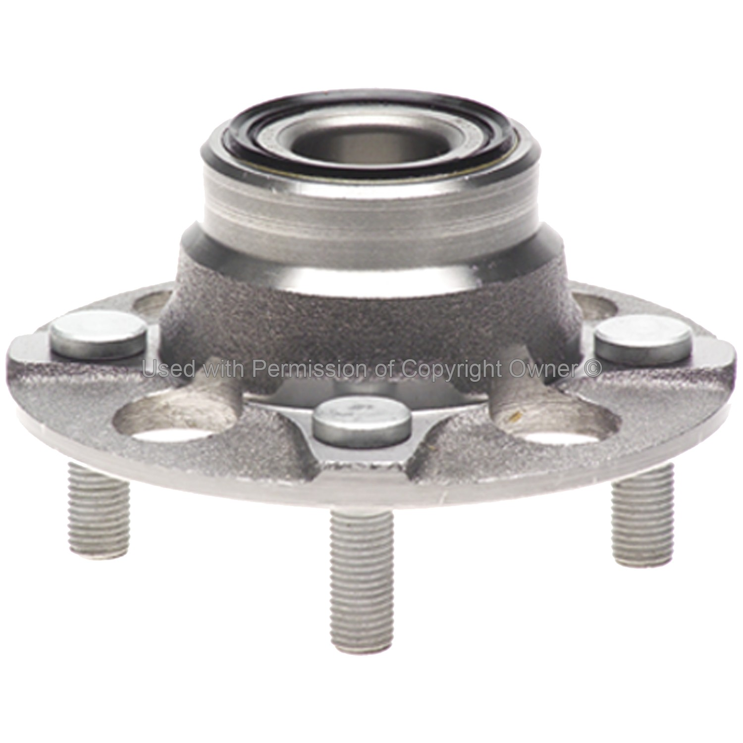 Note: Used For Both ABS and Non ABS Applications. Remove Tone Ring For Non ABS Applications If Clearance Is Needed 4-Wheel ABS 1992 For Acura Integra Rear Wheel Bearing and Hub Assembly x 2