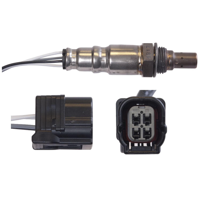 Denso O2 Sensor Wiring