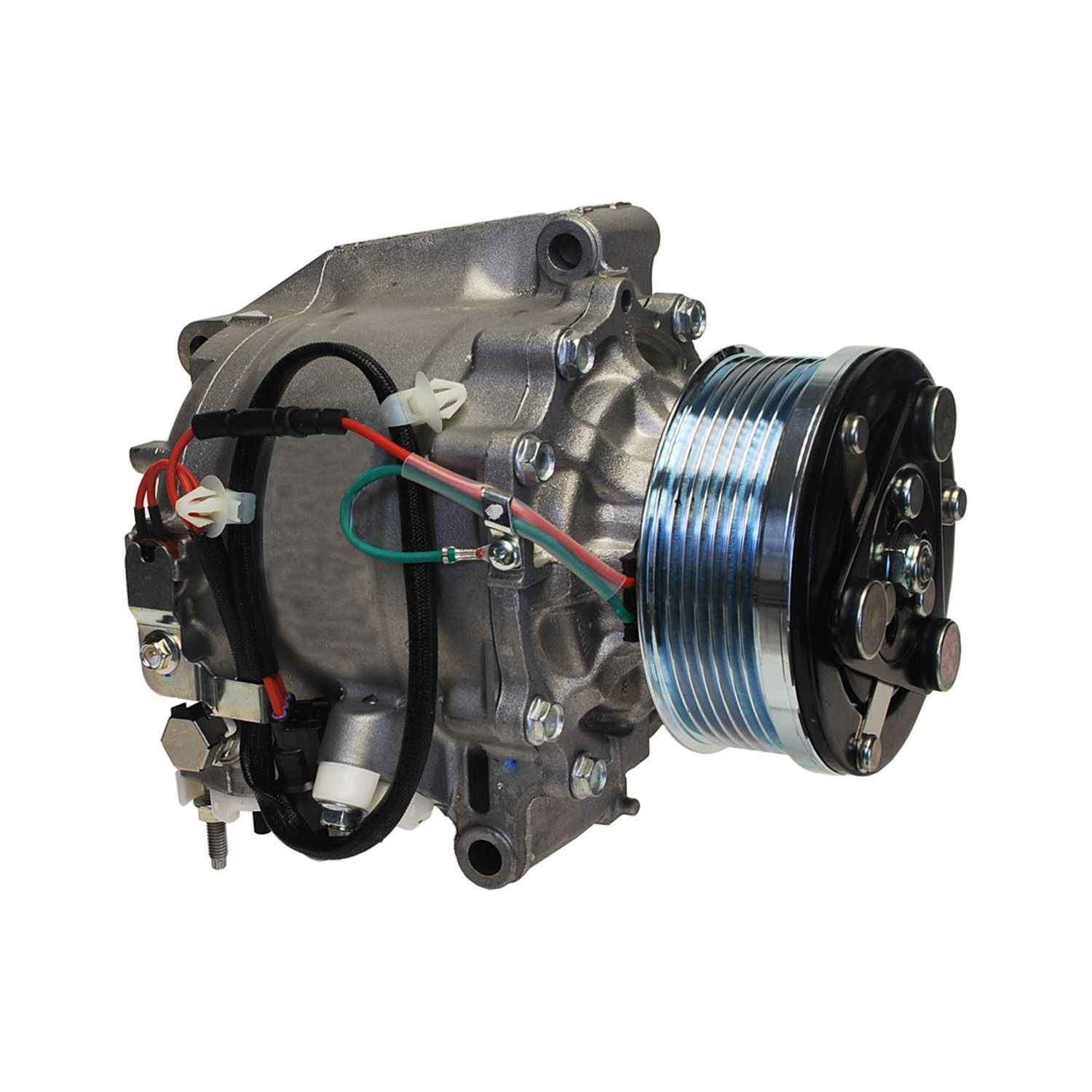 Honda Civic Ac Compressor Model Oem Oes Compressors For 2007 A C Wiring Diagram 02 Not Engaging Lx