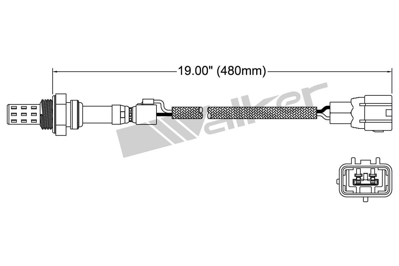 1994 Toyota Mr2 Oxygen Sensor Engine Diagram Mr 2 O2 250 22003