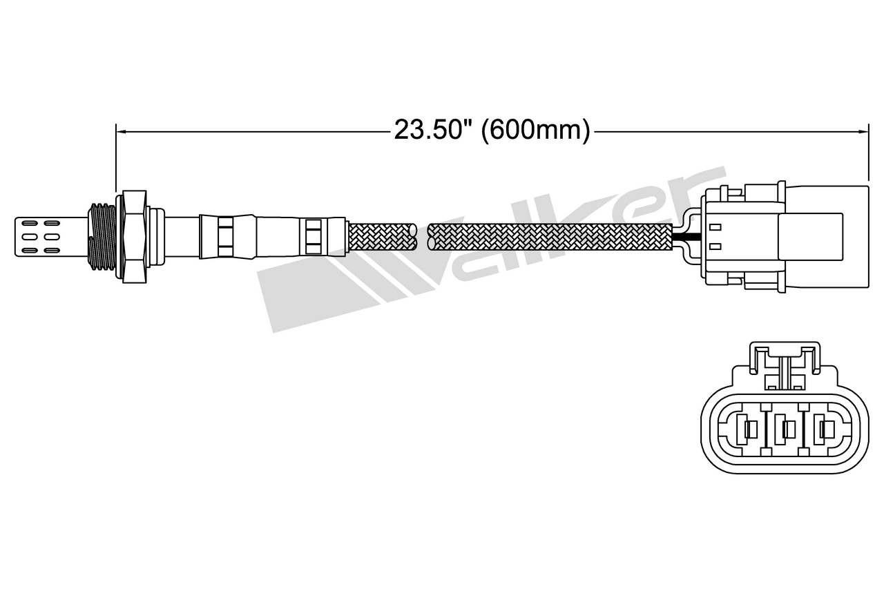 1995 Infiniti J30 Oxygen Sensor 95 Fuse Box O2 250 23087