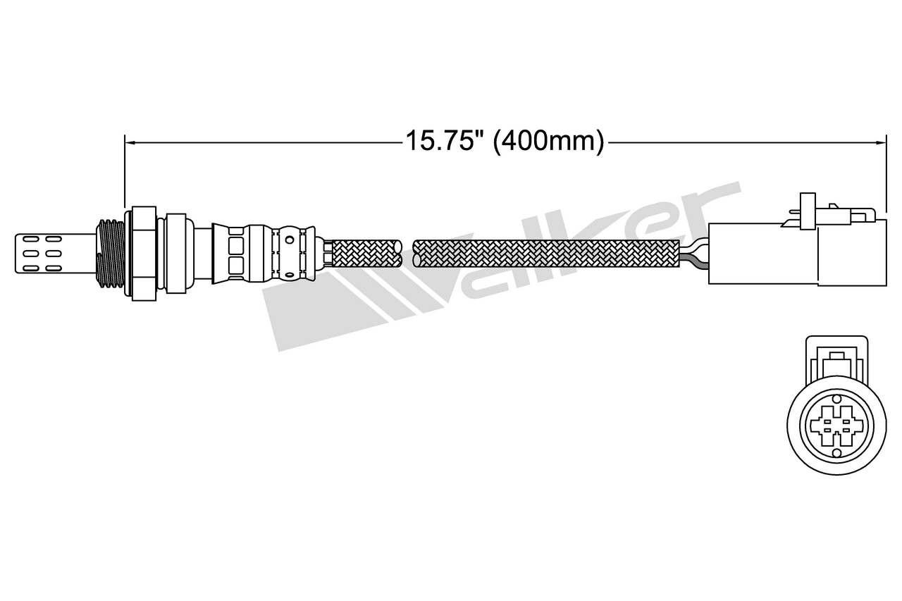 2010 Mercury Mountaineer Oxygen Sensor Engine Diagram O2 250 24001