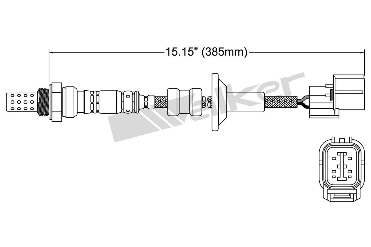 2001 honda crv oxygen sensor autopartskart 2001 honda cr v oxygen sensor o2 250 24105 pooptronica Gallery