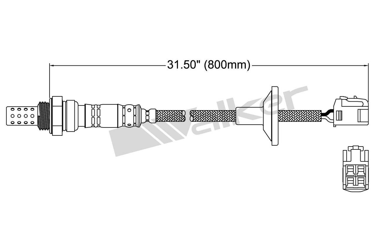2005 Lexus SC430 Oxygen Sensor | AutoPartsKart com