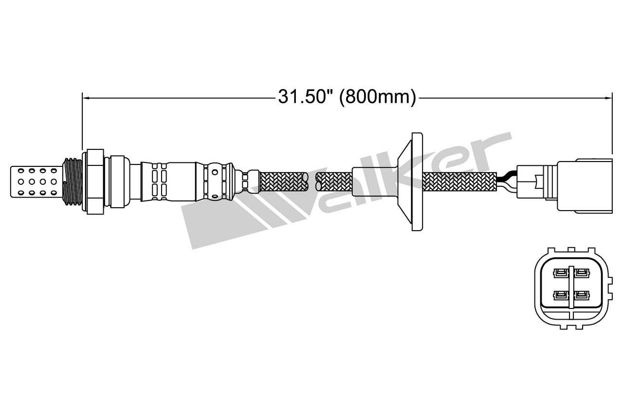 1996 Lexus Ls400 Oxygen Sensor 4 Wire Diagram O2 250 24839