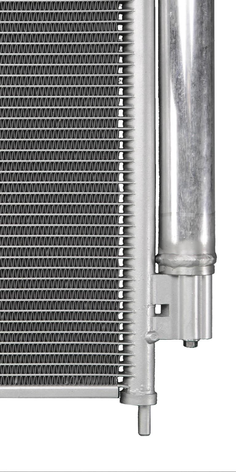 Denso 477-0625 A//C Condenser